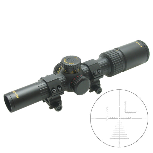 SNIPER NT 1-6X28GL ILLUMINATED SCOPE
