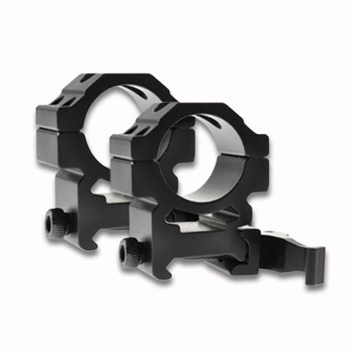 1 INCH SCOPE RINGS QDR-1in