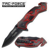 TAC-FORCE TF 759 TACTICAL FOLDING KNIFE