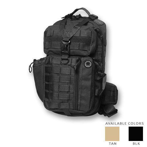 TACTICAL BACKPACK TL 318