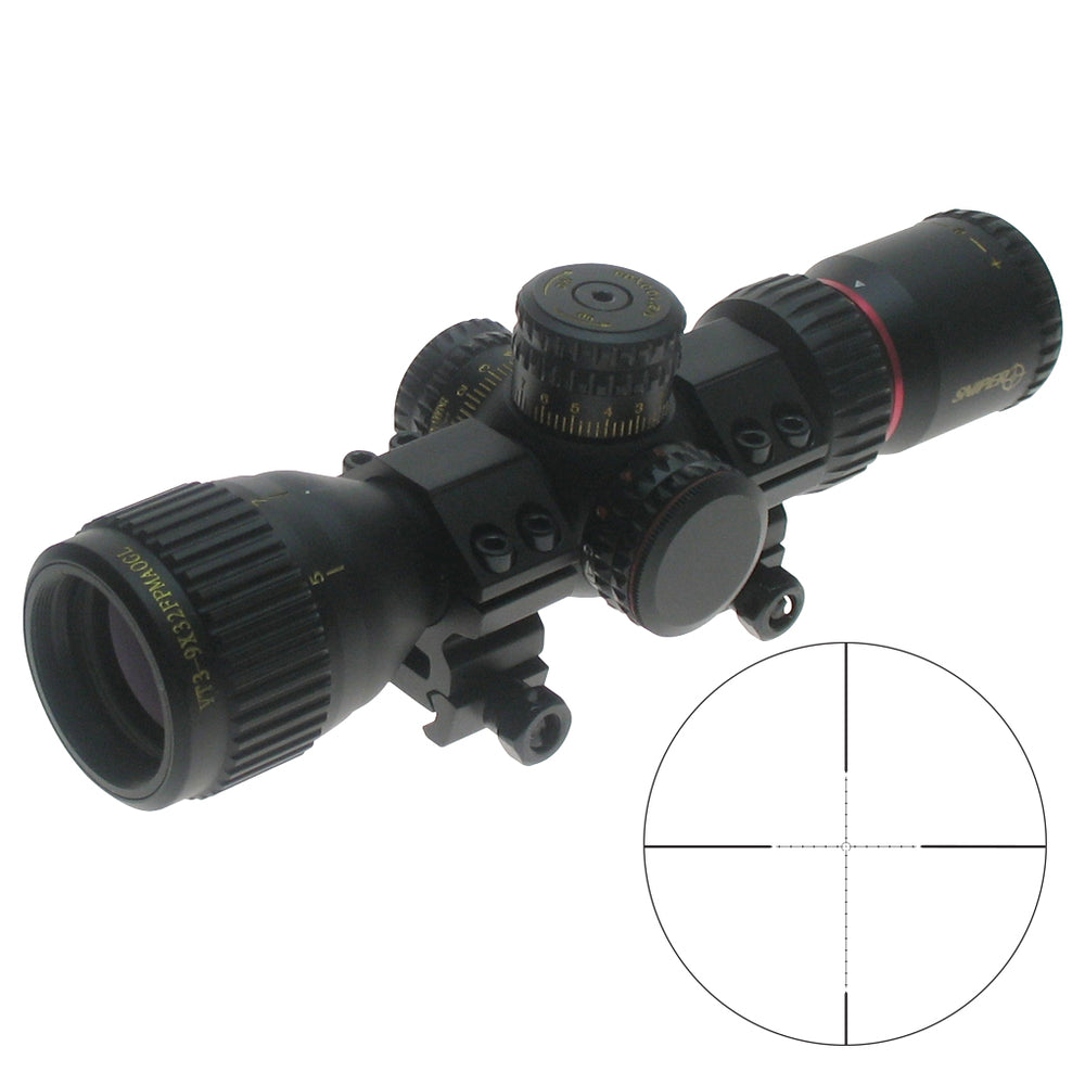 3-9X32 Illuminated Scope