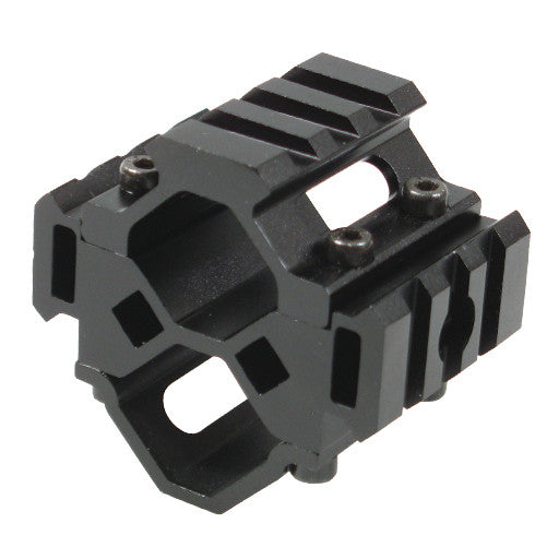 XTS-25L3 SHOTGUN TRI RAIL BARREL MOUNT