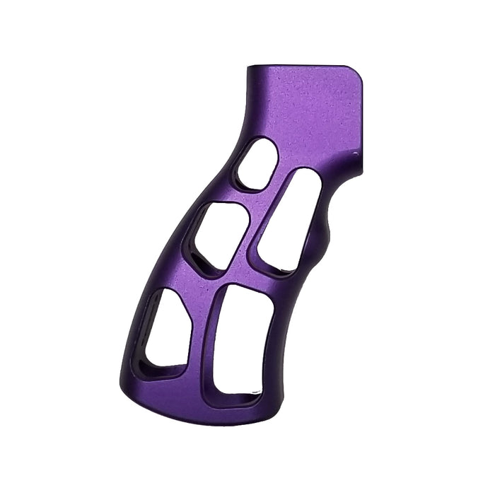 XTS ALUMINUM SKELETON PISTOL GRIP - ANODIZED COLORS