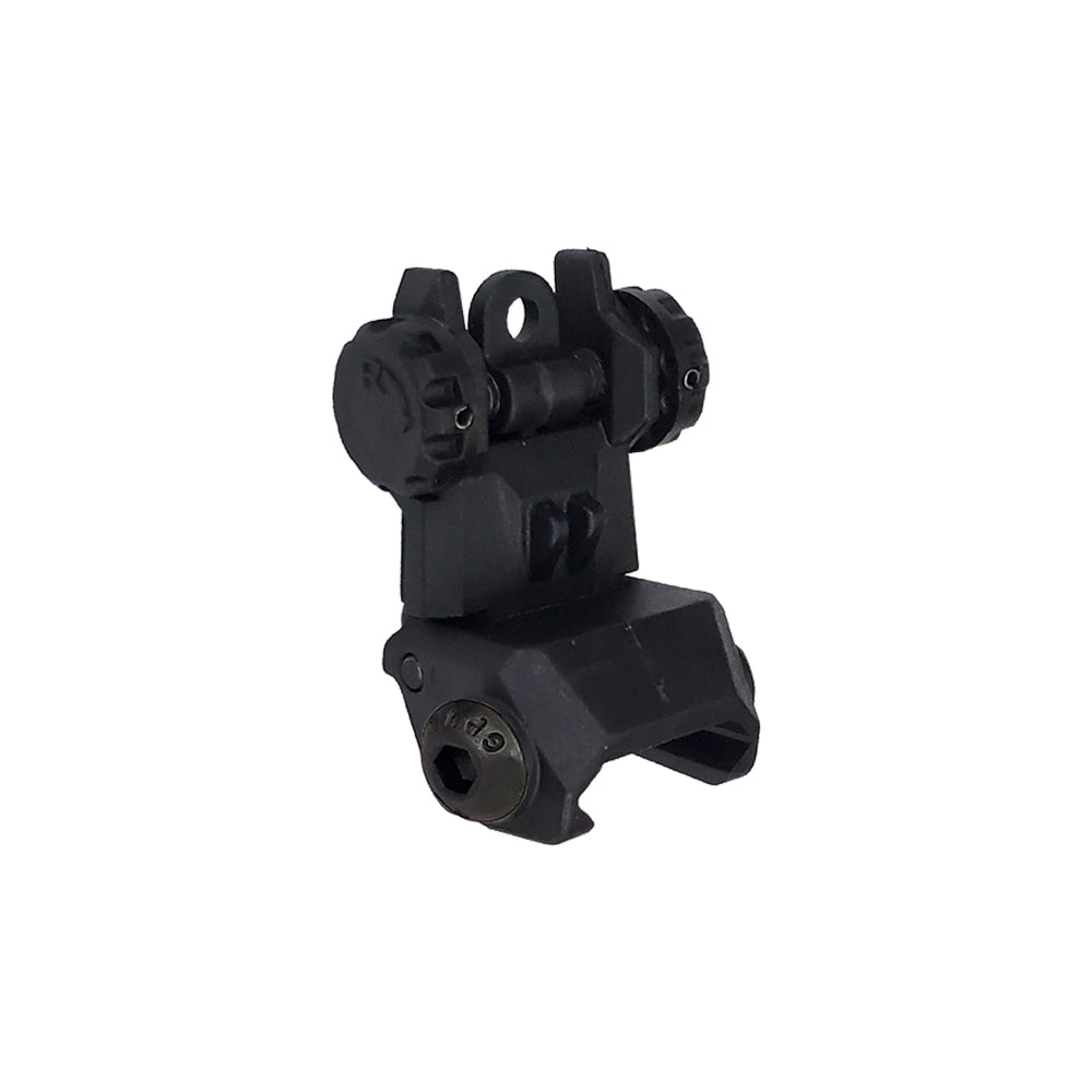 XTS Polymer Rear Flip-up Sight XTS-FRS
