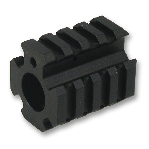 XTS-GB750 GAS BLOCK 4 RAIL