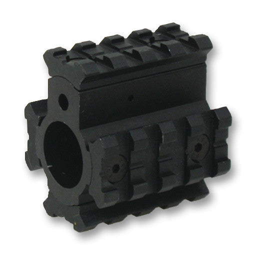 XTS-GB GAS BLOCK 4 RAIL