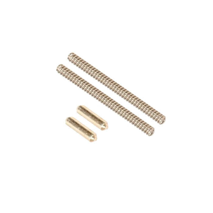 XTS PIVOT & TAKEDOWN DETENT PINS WITH SPRINGS