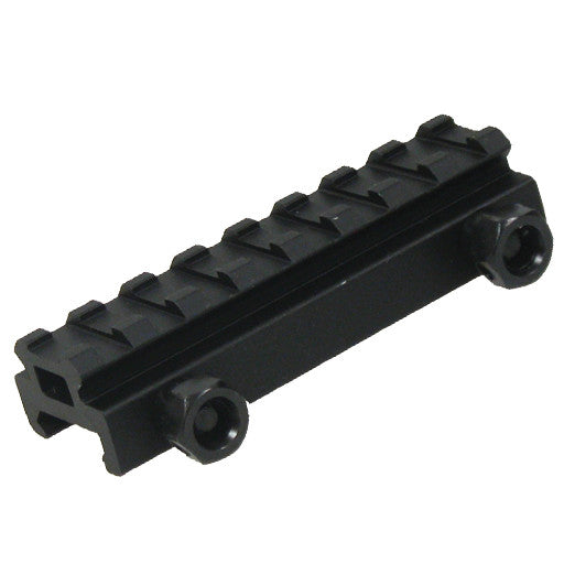 XTS WS8 LOW PROFILE COMPACT AR15 SEE THROUGH RISER MOUNT