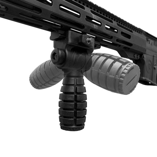 XTS 308: Side-2-SideFolding Vertical Grip