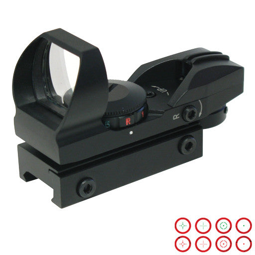XTS HD-38 DUAL ILLUMINATION DOT SIGHT