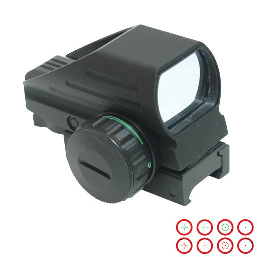 XTS HD-4 DUAL ILLUMINATION DOT SIGHT