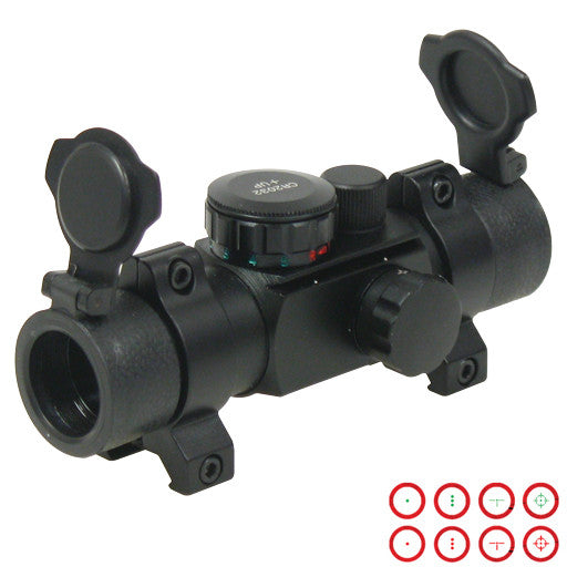 XTS HD-9 COMPACT HOLOGRAPHIC DOT SIGHT