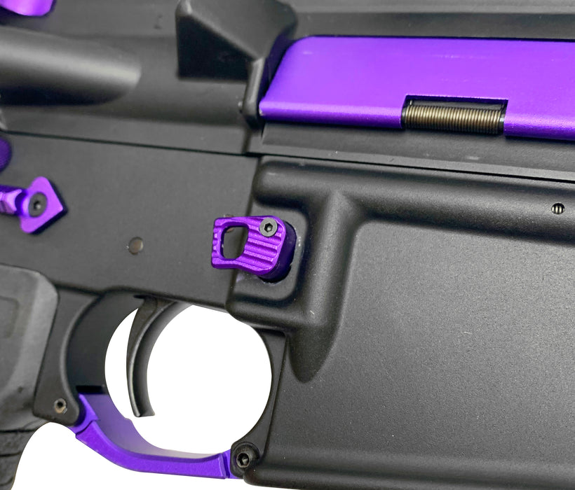 XTS-MCA AMBIDEXTROUS EXTENDED MAG RELEASES ANODIZED - 4 COLORS