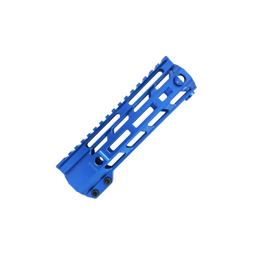 "XTS-MLK07 7"" M-LOK RAILS - 4 ANODIZED COLORS"