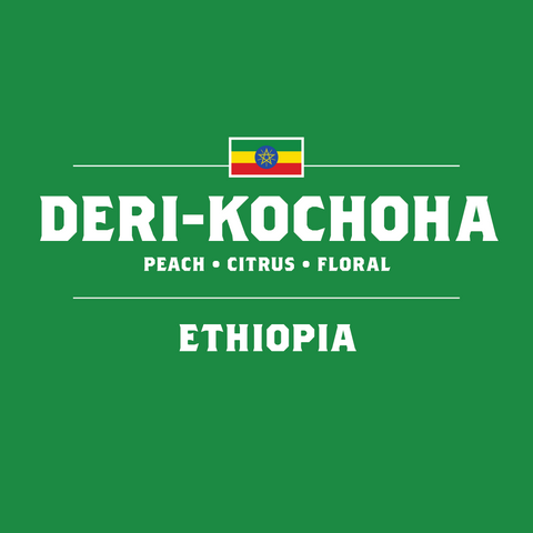 Ethiopia - Deri-Kochoha - March 2017