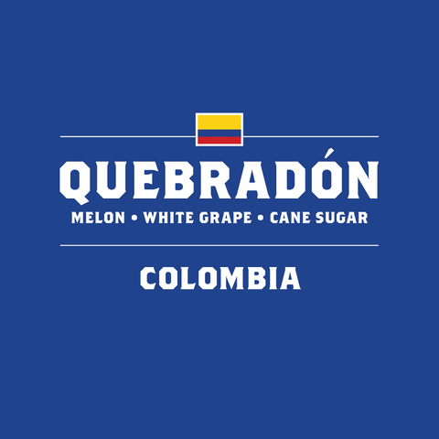 Colombia - Quebradón - June 2016