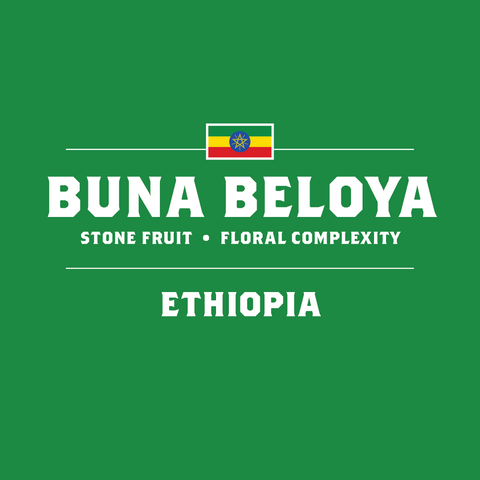 Ethiopia - Buna Beloya - July 2015