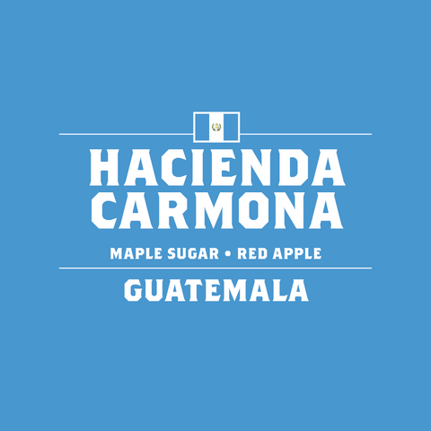 Guatemala - Hacienda Carmona - July 2016