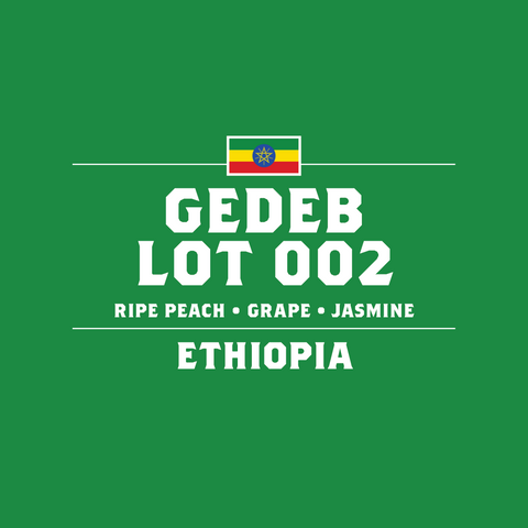 Ethiopia - Gedeb Lot 002 - August 2016