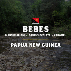 Papua New Guinea - Bebes - 5 Pound Bag