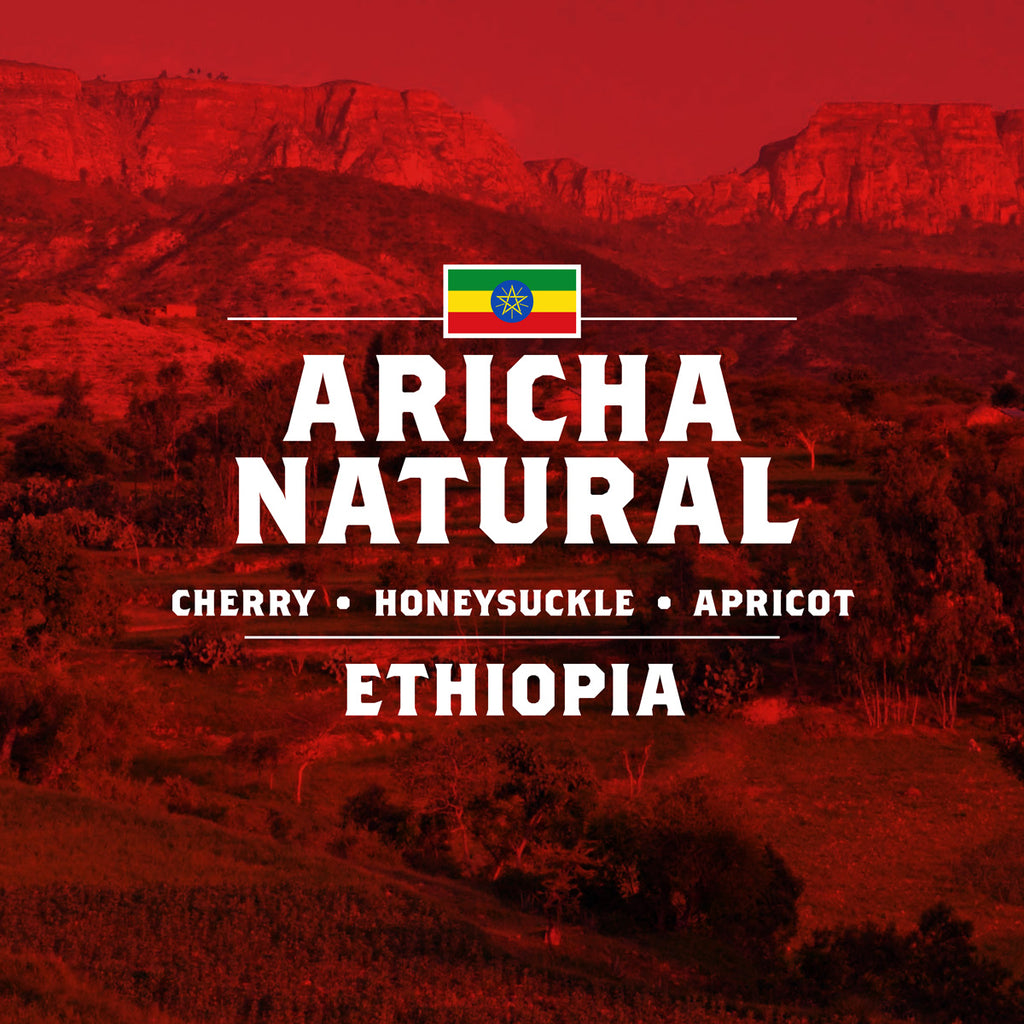 Ethiopia - Aricha Natural - 5 Pound Bag