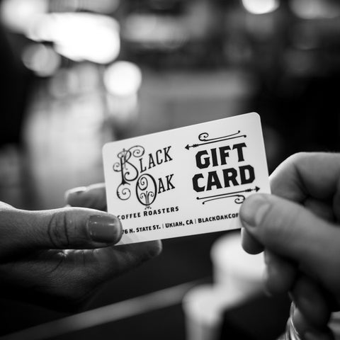 Black Oak In-Store Gift Cards