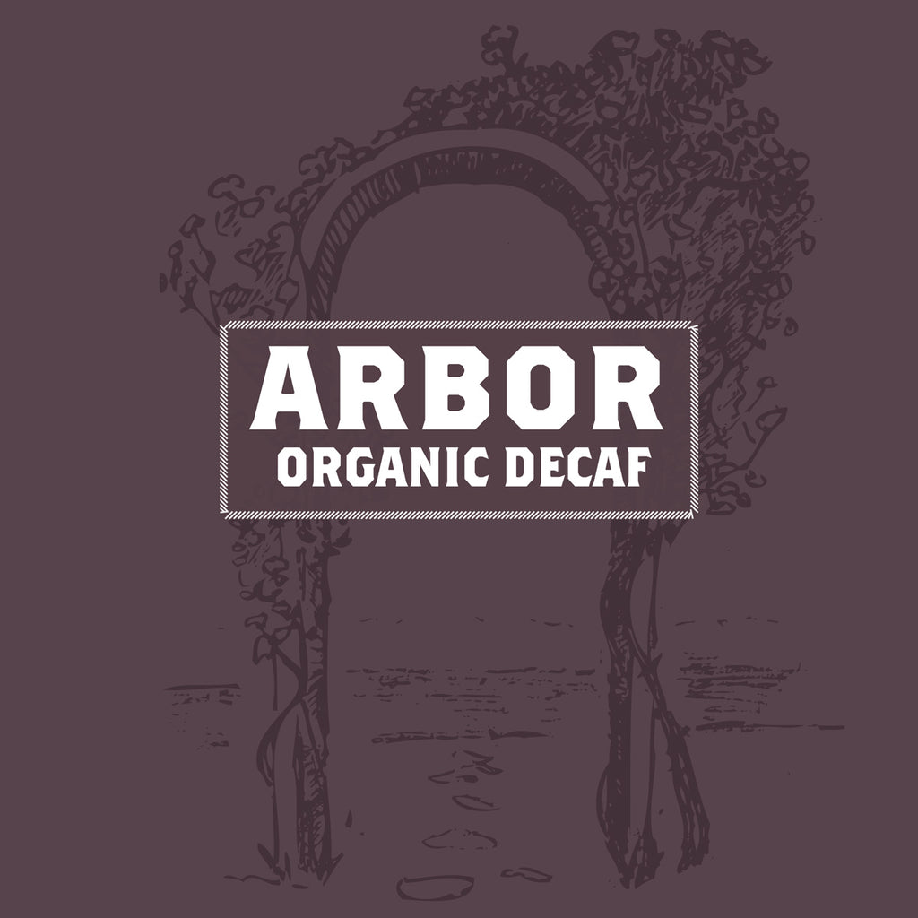 Arbor Certified Organic Decaf<br>5 Pound Bag