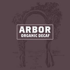 Arbor Certified Organic Decaf 5 Pound Bag