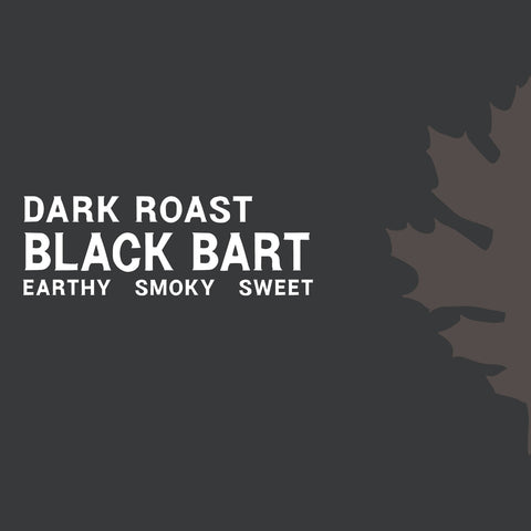 Black Bart Dark Roast 5 Pound Bag