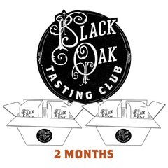Black Oak Tasting Club - 2 Month Holiday Gift Subscription