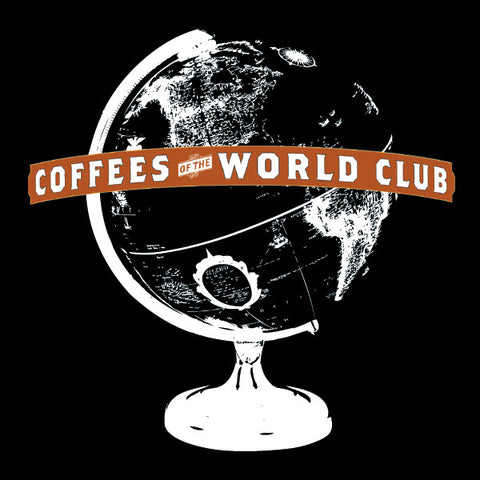 Coffees Of The World Gift Subscription