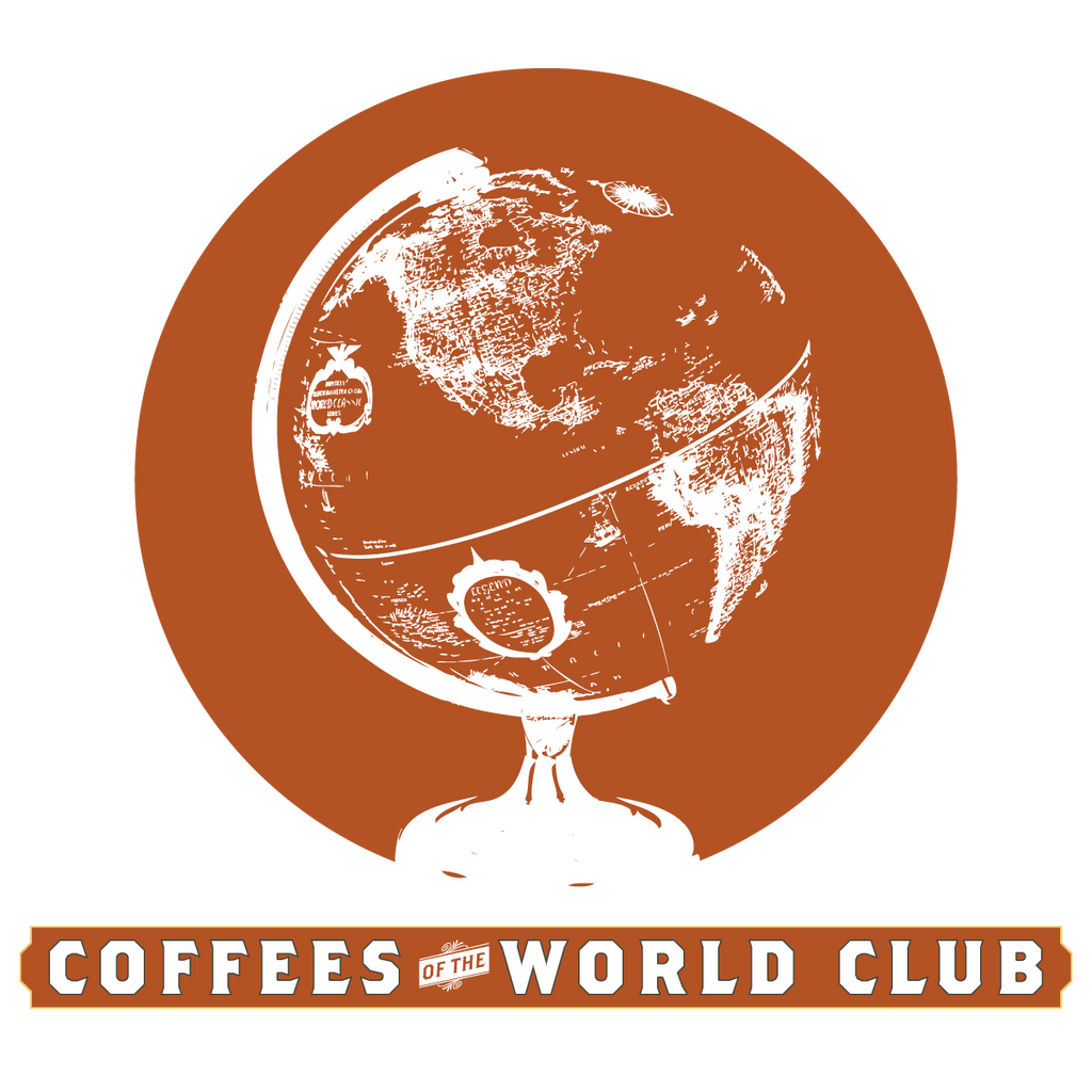 Coffees of the World Club - Every 4 Weeks