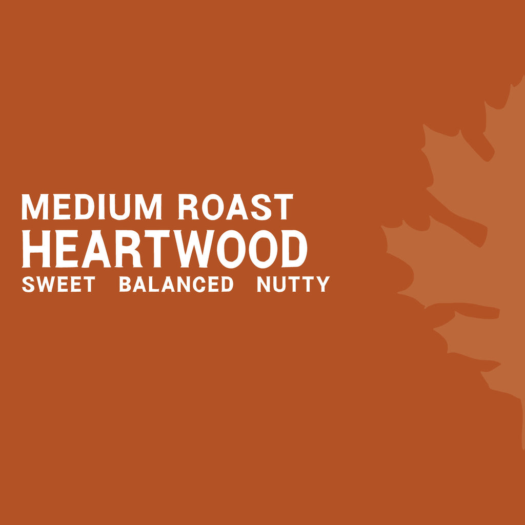 Heartwood Medium Roast 5 Pound Bag