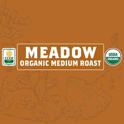 Meadow Organic Medium Roast - Every 4 Weeks