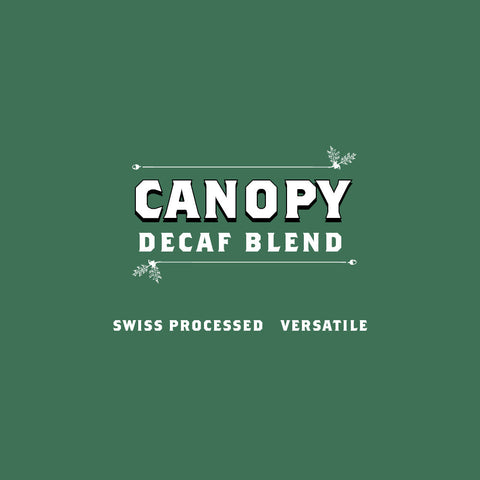 Canopy Decaf 5 Pound Bag