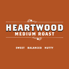 Heartwood Medium Roast - Every 2 Weeks
