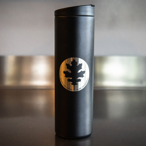 Black Oak Travel Tumbler