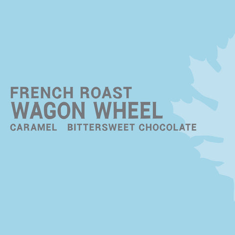 Wagon Wheel French Roast 5 Pound Bag