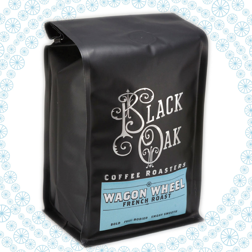 Wagon Wheel French Roast - Every 4 Weeks