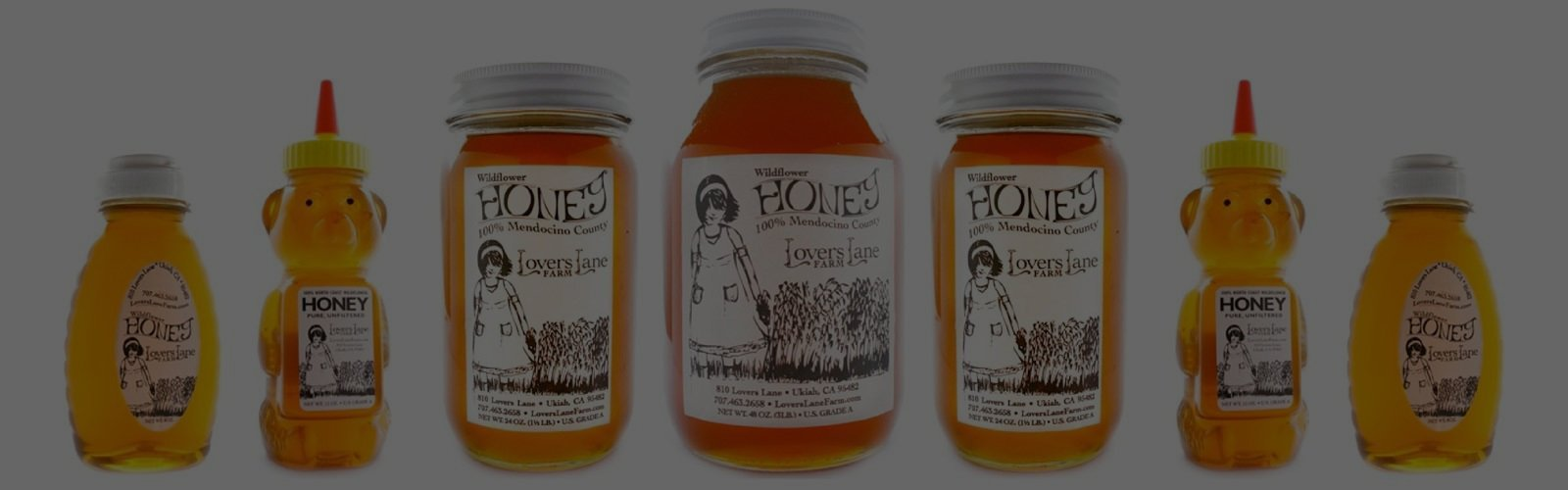 Artisanal Wildflower Honey