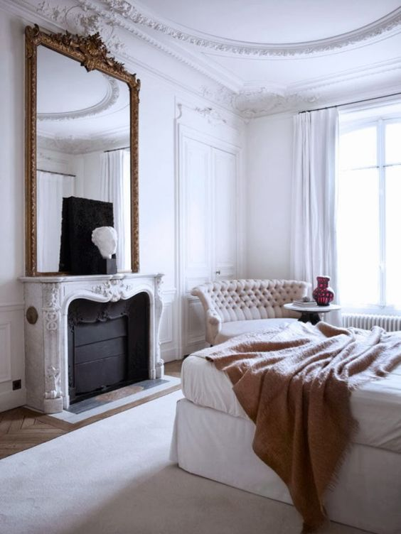 Classic Bedroom Design Mouldings Blog | Rain and Rowe