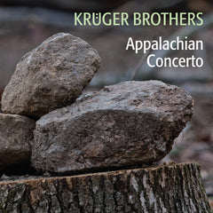 Kruger Brothers CD, Appalachian Concerto