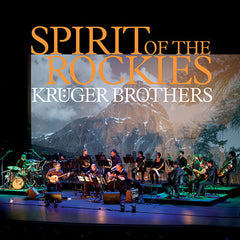 Kruger Brothers - Spirit of the Rockies CD