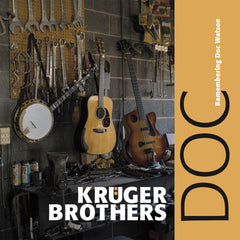 Kruger Brothers CD, Remembering Doc Watson
