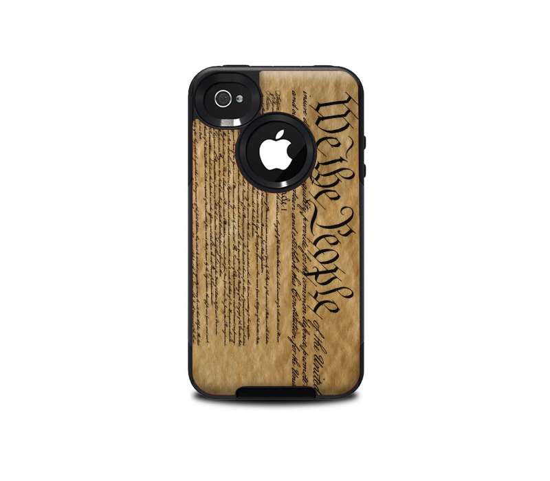 timeless design a50f0 9229c Create Your Own iPhone 4/4s OtterBox Commuter Skin