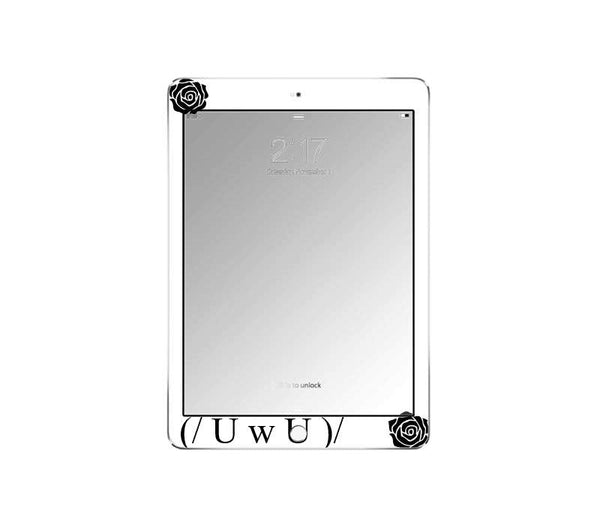Create Your Own iPad Air Skin