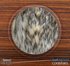 The Animal Fur Skinned Foam-Backed Coaster Set