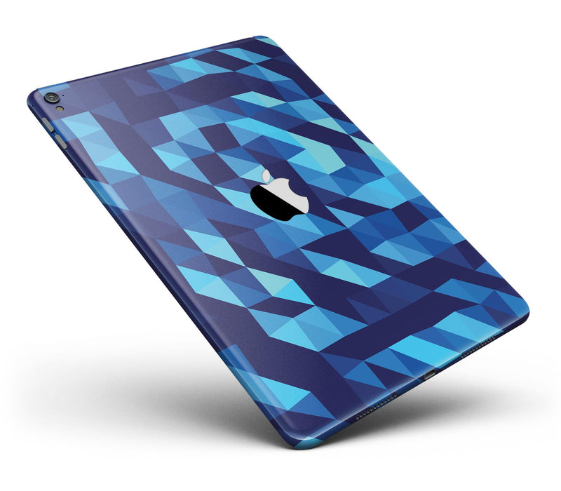 50_Shades_of_Blue_Geometric_Triangles_-_iPad_Pro_97_-_View_1.jpg