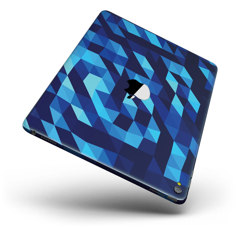 50_Shades_of_Blue_Geometric_Triangles_-_iPad_Pro_97_-_View_2.jpg
