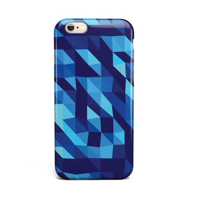 50_Shades_of_Blue_Geometric_Triangles_-_iPhone_6s_-_Gold_-_Clear_Rubber_-_Hybrid_Case_-_Shopify_-_V2.jpg?